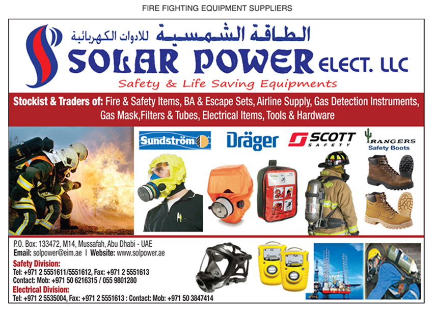 Solar Power Electrical L L C , Abu Dhabi | National Pink Pages