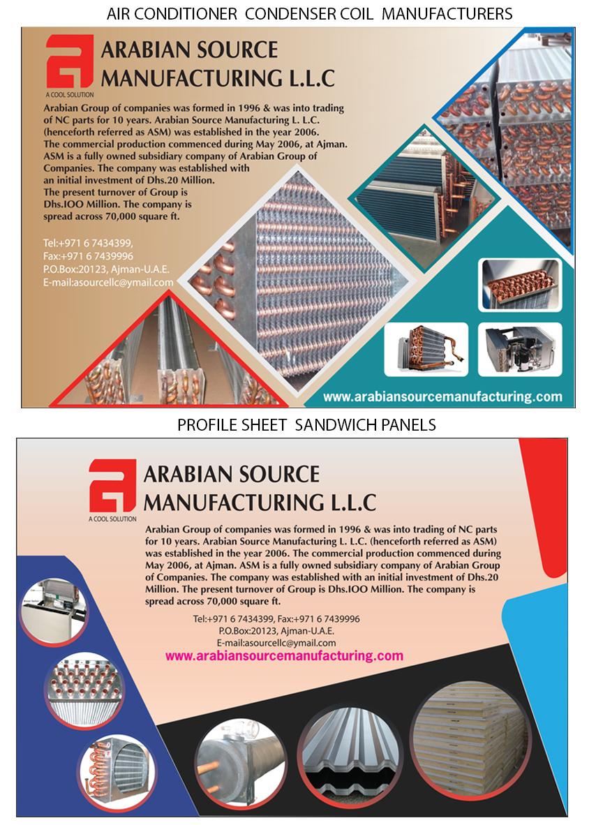 Arabian Source Manufacturing LLC